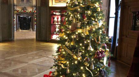 Noël à Chantilly